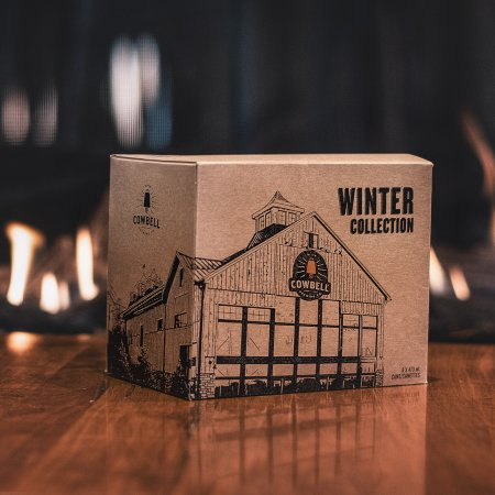Cowbell Brewing Releases Winter Collection Six-Pack