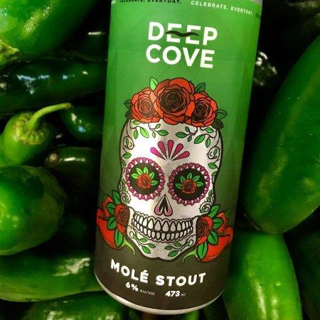 Deep Cove Brewers Releasing Molé Stout
