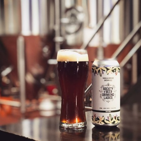 Henderson Brewing and Society of Beer Drinking Ladies Release Vanilla Orchid Brown Ale