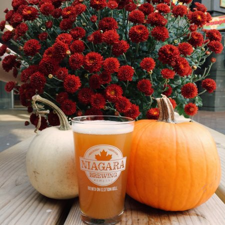Niagara Brewing Releases Nigel's Pumpkin Patch Ale