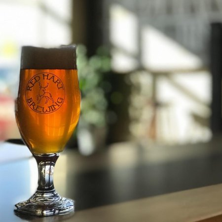 Red Hart Brewing Releases 2019 Harvest Wet Hop Pale Ale