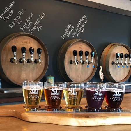 Sea Level Brewing Opens Millstone Harvest Brewhouse in Annapolis Valley