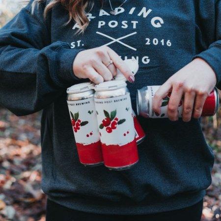 Trading Post Brewing Bringing Back Tart Cranberry Ale