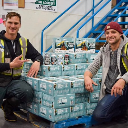 Vancouver Island Brewing Releases Winter Outpost Mix Pack