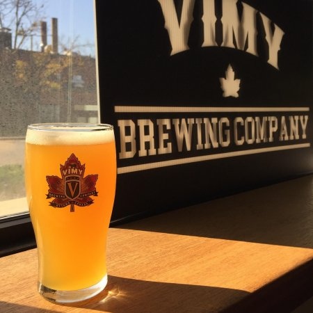 Vimy Brewing Releases Northeast IPA