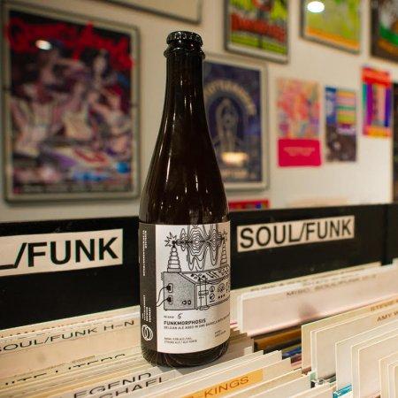 The Establishment Brewing Company Releasing Funkmorphosis Belgian Ale