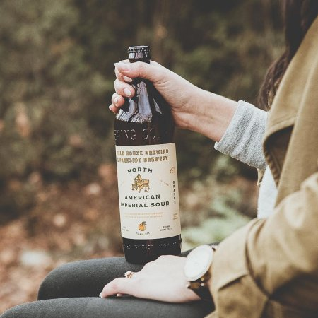 Field House Brewing and The Parkside Brewery Release North American Imperial Sour