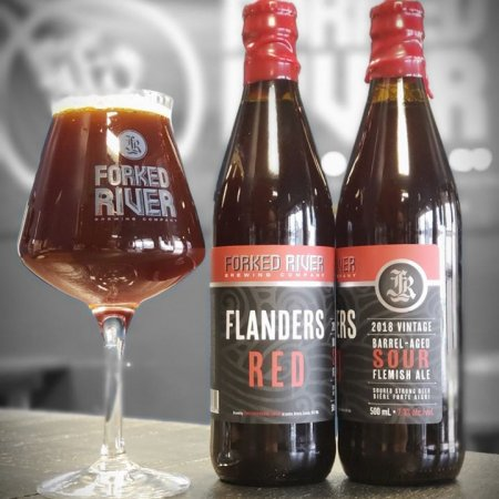 Forked River Brewing Releases New Vintage of Flanders Red Ale