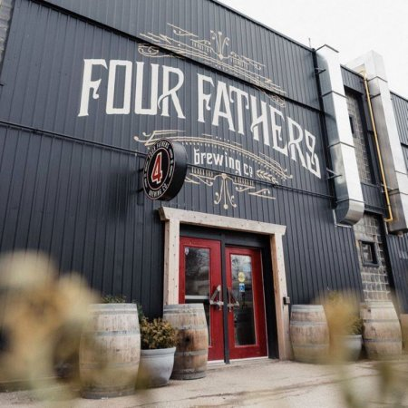 Four Fathers Brewing Announces 4th Anniversary Party & Beer Releases