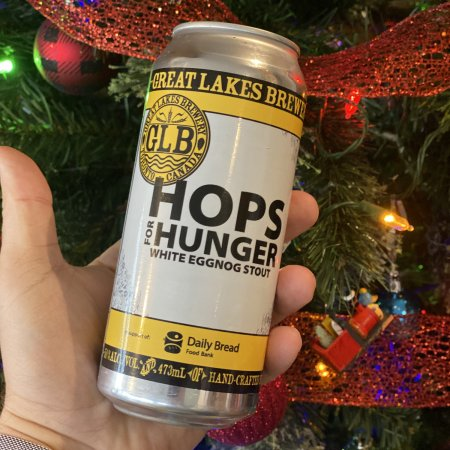 Great Lakes Brewery Launches 2019 Hops For Hunger Campaign for Daily Bread Food Bank