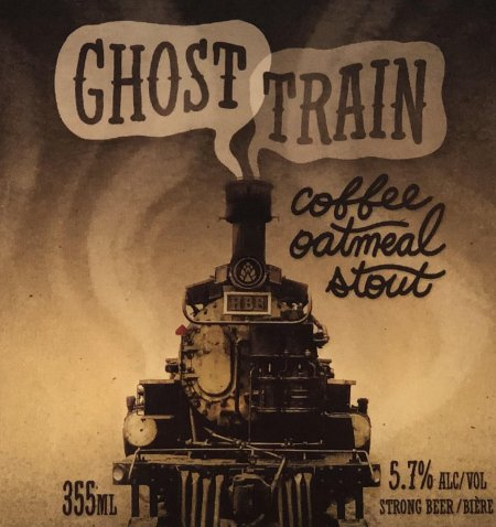 Hell's Basement Brewery Brings Back Ghost Train Oatmeal Stout