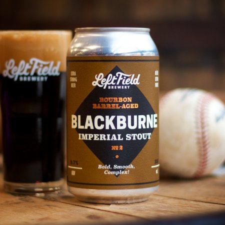 Left Field Brewery Releasing Barrel-Aged and Coconut Chocolate Editions of Blackburne Imperial Stout