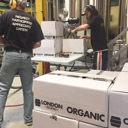 London Brewing Receives Organic Certification for Lager and Session IPA