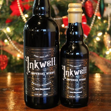 Muddy York Brewing Releasing 2019 Edition of Inkwell Imperial Stout