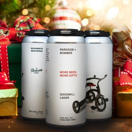 The Donnelly Group Releases 2019 Edition of Goodwill Lager for Annual Toy Drive