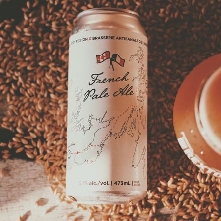 Port Rexton Brewing and Brasserie Artisanale de l'Anse Releasing French Pale Ale