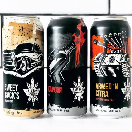 Rainhard Brewing Sweetback's Milk Stout Coming to LCBO