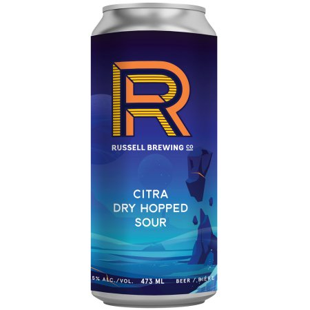 Russell Brewing Releases Citra Dry Hopped Sour