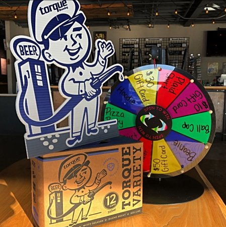 Torque Brewing Releases Variety Pack with Prize Giveaways