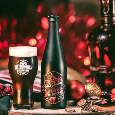 Walkerville Brewery Releasing Chocolate Ruby Porter