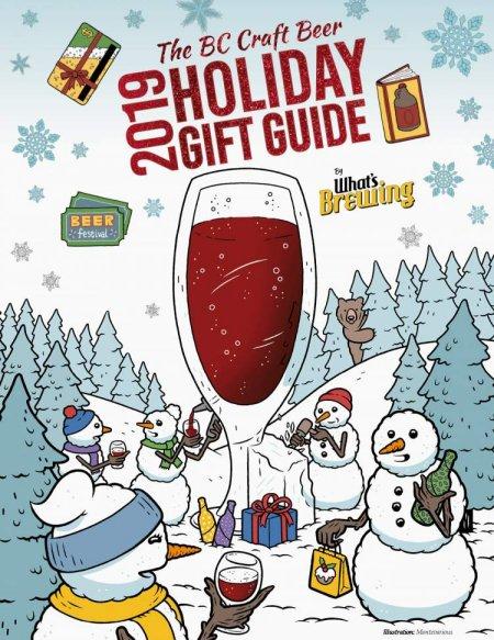 BC Craft Beer Holiday Gift