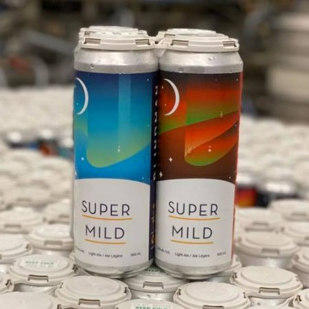 Blindman Brewing Releases Super Mild