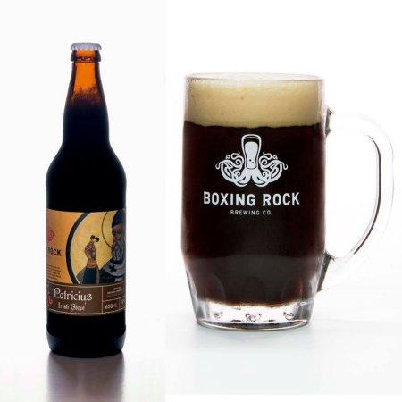 Boxing Rock Brewing Brings Back Patricius Irish Stout