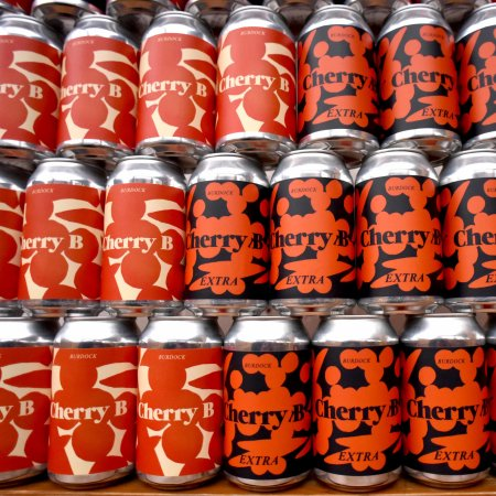 Burdock Brewery Brings Back Cherry B Sour Saison and Releases Cherry B Extra