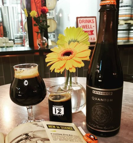 Category 12 Brewing Releasing Two New Beers at 5th Anniversary Party