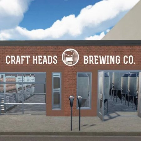 Craft Heads Brewing Expanding to Larger Facility in Early 2020