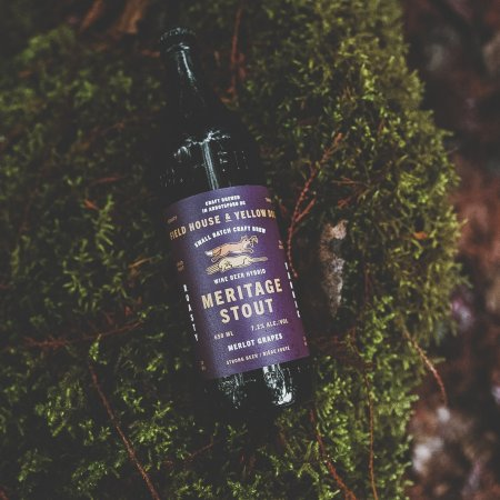 Field House Brewing and Yellow Dog Brewing Release Meritage Stout