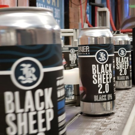 Forked River Brewing Releases Black Sheep 2.0 Black IPA with Marathon Runner Lanni Marchant