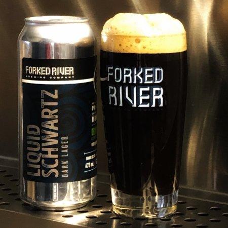 Forked River Brewing Brings Back Liquid Schwartz Dark Lager