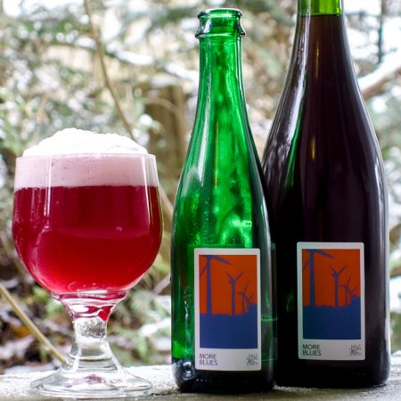 Half Hours on Earth Releases More Blues Sour Raw Ale
