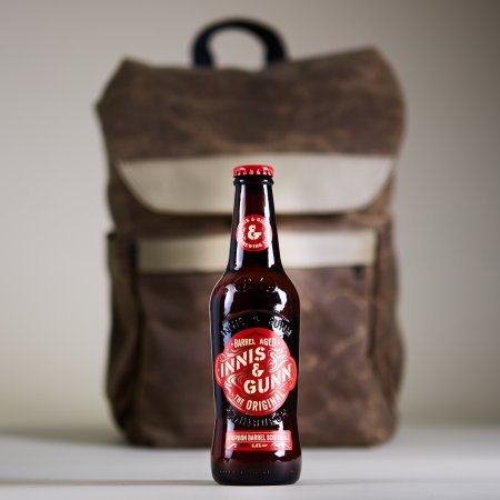Innis & Gunn and YNOT Release Project Ampersand Collaboration The Original Rucksack