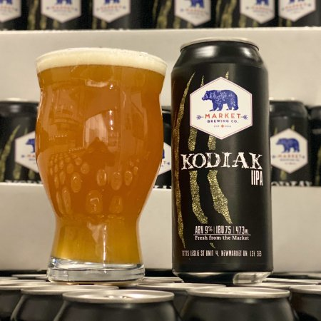 Market Brewing Brings Back Kodiak IIPA