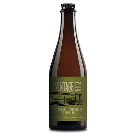 McAuslan L'Annexe Nano Brasserie Series Continues with Vintage Ale 2019