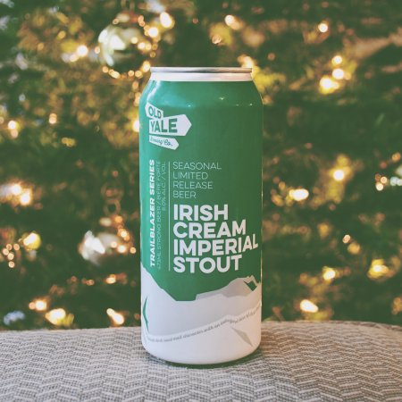 Old Yale Brewing Trailblazer Series Continues with Irish Cream Imperial Stout