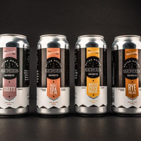 PEI BrewingReleases After Hours Series 4 Pack