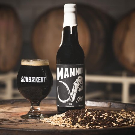 Sons of Kent Brewing Releasing 2019 Vintage of Mammoth Imperial Stout