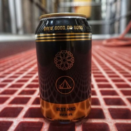 The Church Brewing and Bannerman Brewing Release Best Kind Kveik IPA