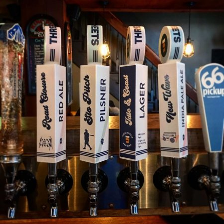 Three Sheets Brewing Launches at The Wismer House in Port Elgin