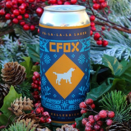 Yellow Dog Brewing and CFOX Release Fa-La-La-La-Lager for Share Family & Community Services