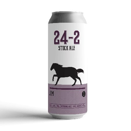 Blindman Brewing Brings Back 24-2 Stock Ale