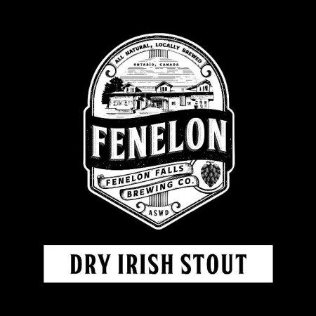Fenelon Falls Brewing Releases Dry Irish Stout