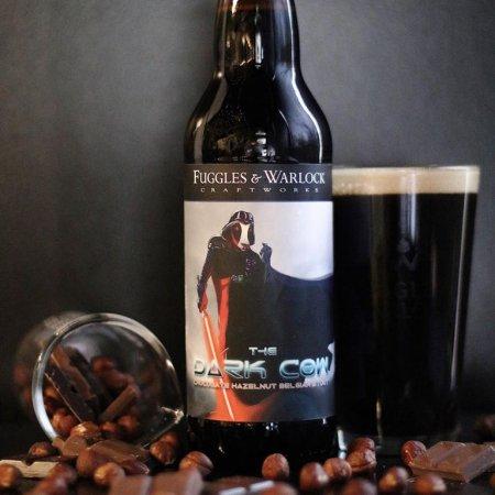 Fuggles & Warlock Craftworks Releases The Dark Cow Chocolate Hazelnut Belgian Stout