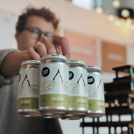 Grain & Grit Beer Co. Releases Oh Snap! Session IPA