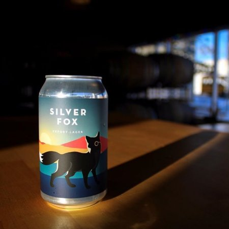 Lone Oak Brewing and Spindrift Brewing Release Silver Fox Export Lager