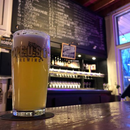 Meuse Brewing Launches in Ontario's Norfolk County