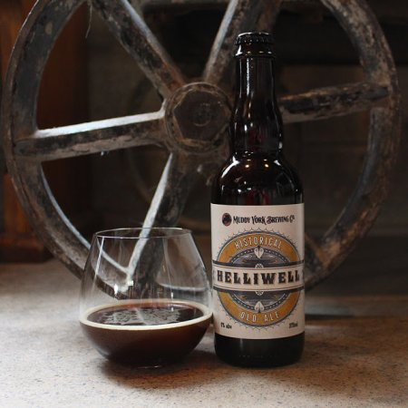 Muddy York Brewing Releasing Helliwell Historical Old Ale